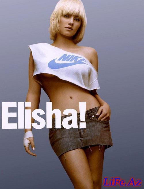 Elisha Cuthbert - Arena UK Outtakes [6 сканов]