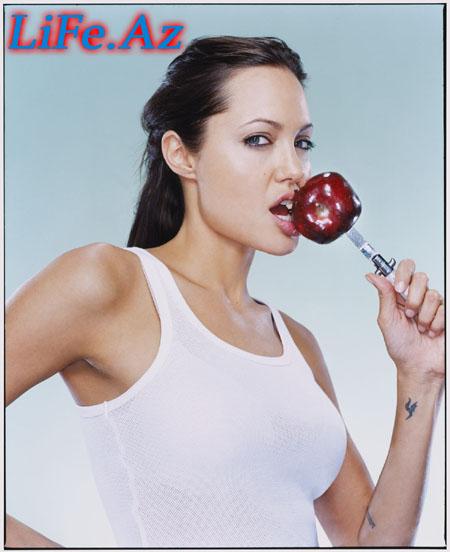 Анджелина Джоли - Angelina Jolie [9 фото]